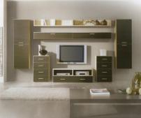 Фото мебельных горок и стенок - это проекты, которые мы сделали на заказ. За долгое время стенки горки поменялись